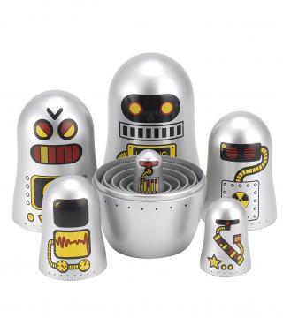 """Virnastatav mänguasi """"Robotid"""""""