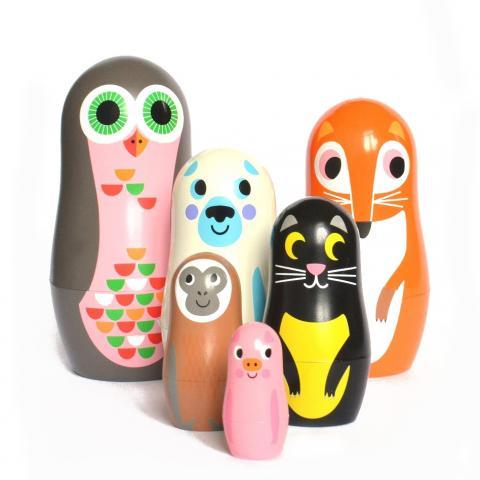"""Virnastatav mänguasi """"Loomad 2"""""""