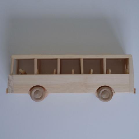 Puidust buss