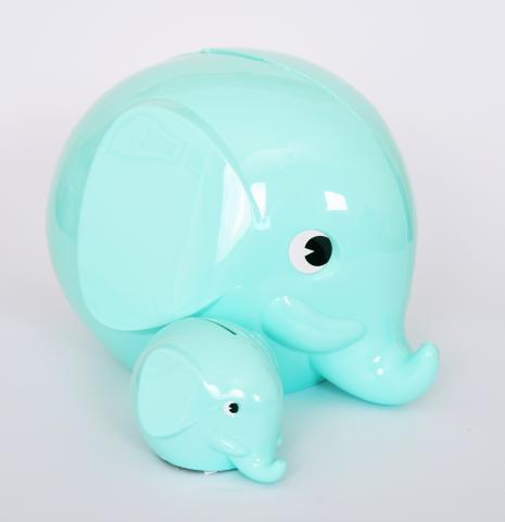 NORSU elevandi rahakassa münt