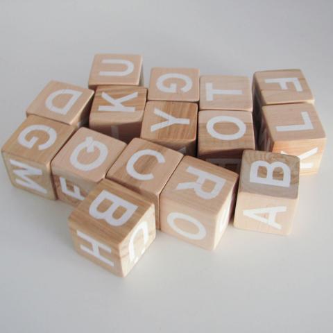 ABC klotsid