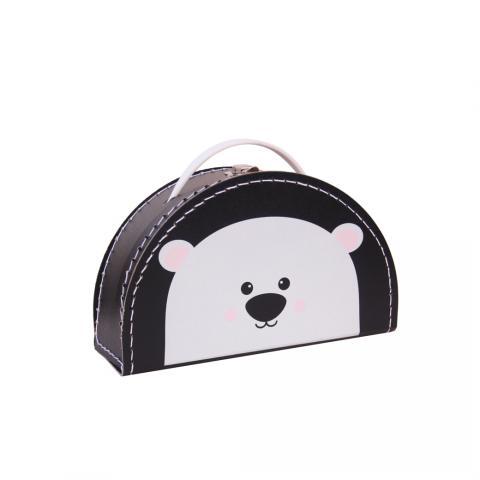 Jääkaru kohver must